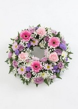 Wreath traditional mixed